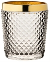 Dante Double Old Fashioned, tumbler, guld, 34 cl