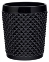 Dante Double Old Fashioned, tumbler, onyx svart, 35 cl